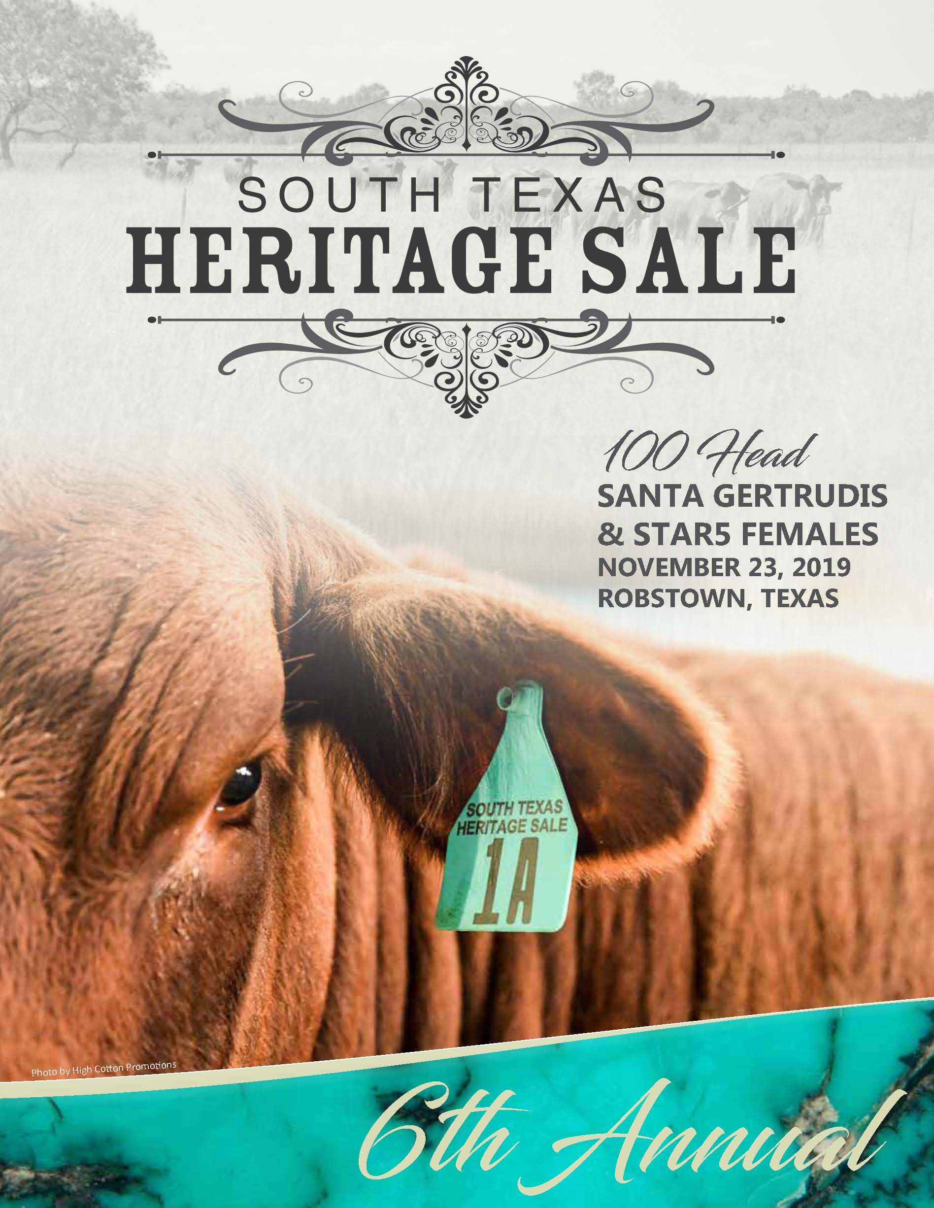 South Texas Heritage Sale 2019