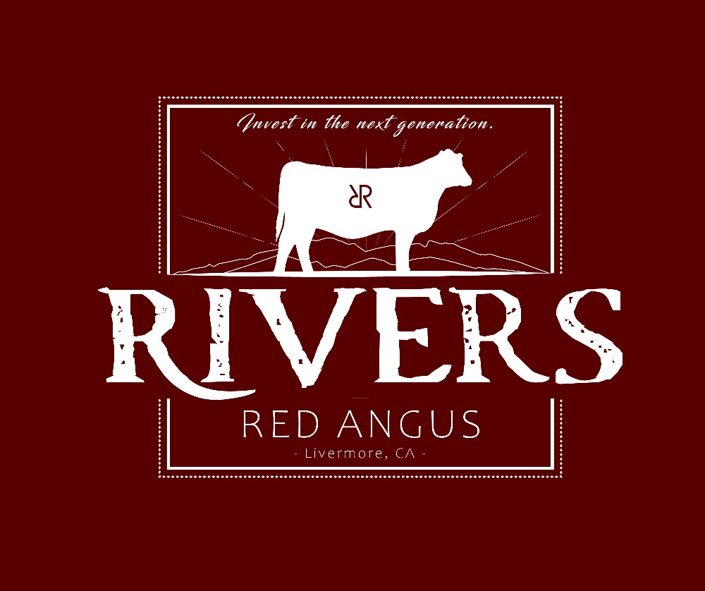 Rivers Red Angus Logo