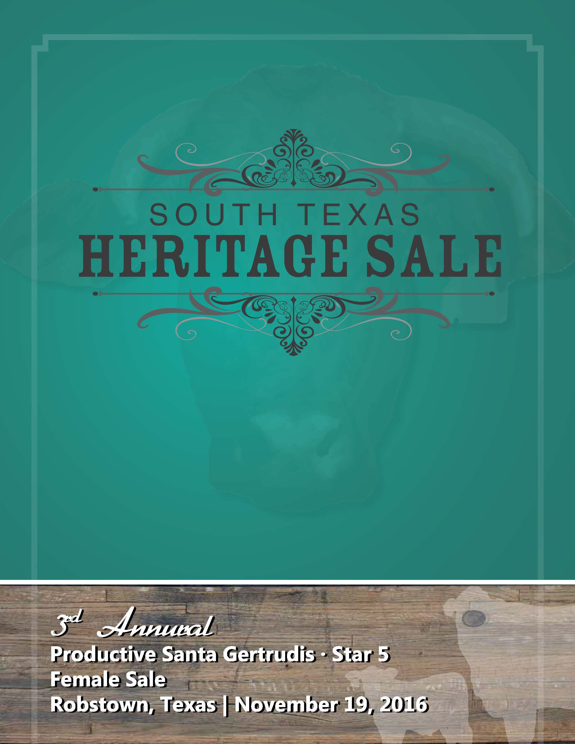 South Texas Heritage 2016