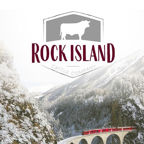 Rock Island Cattle Co Logo