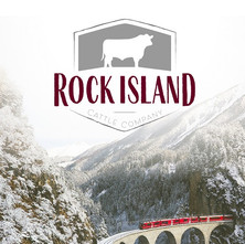 Rock Island Cattle Company Logo