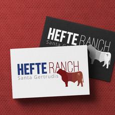 Hefte Ranch Logo