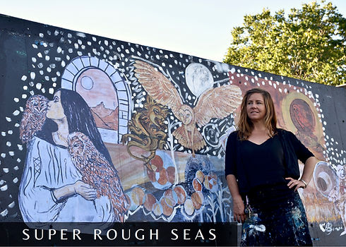 SUPER ROUGH SEAS