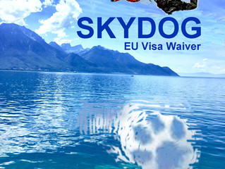 DIGITAL NOMADS,Youtubers : SKYDOG EU Visa Waiver