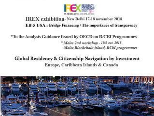 CITINAVI IREX New Delhi exhibition                        17-18 november 2018