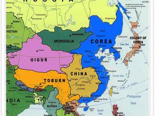 Non-Korean alien John Titor's prophecy of a united Korea in 2036