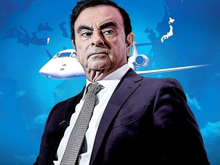Escape from Japan, Carlos Ghosn3 multinational passports owned by ex-CEO Renault-Nissan