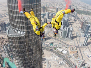 The world of extreme sports pays tribute to Vince Reffet, Jetman flight died in an accident in Dubai