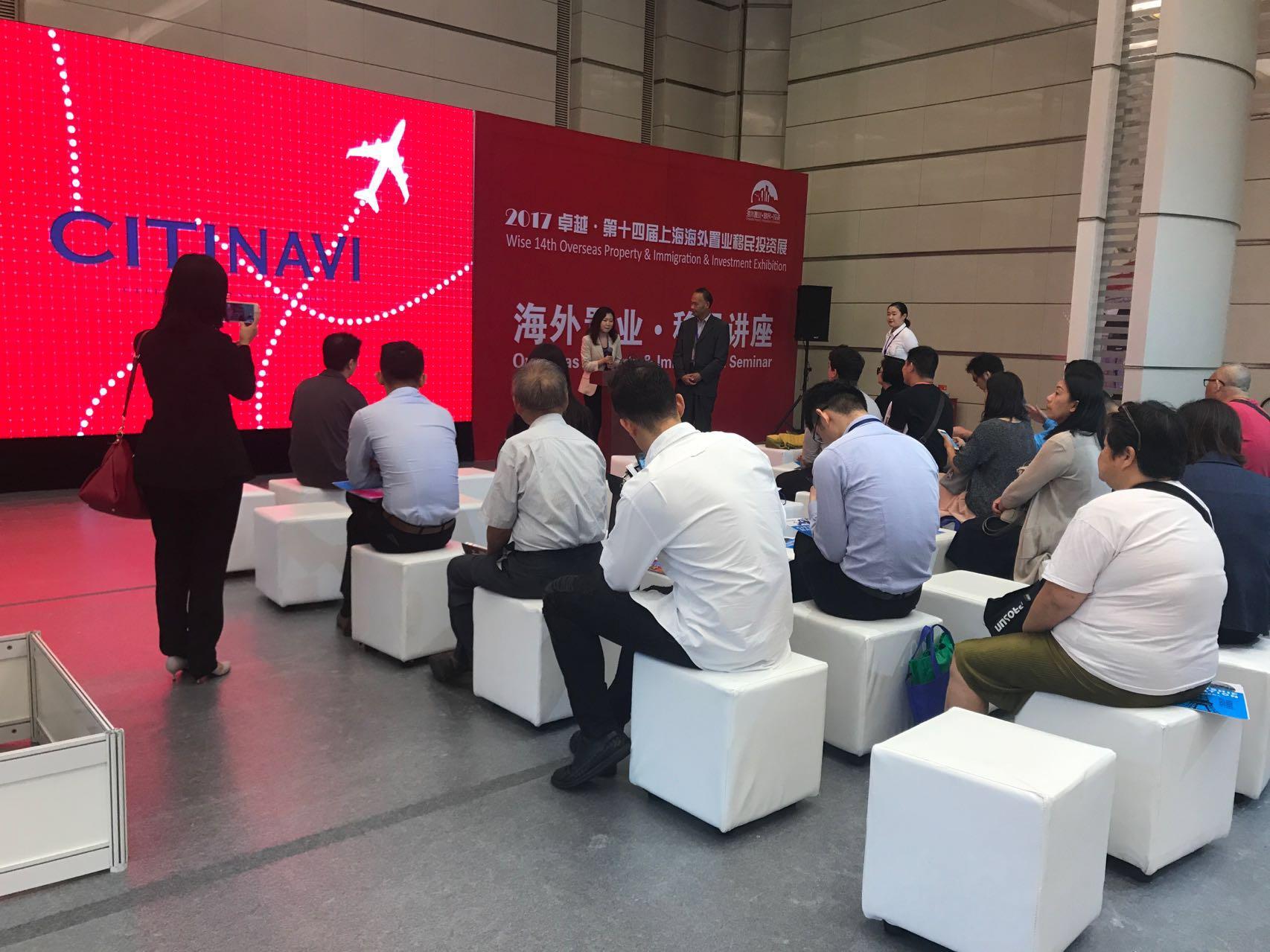 Shanghai Presentation