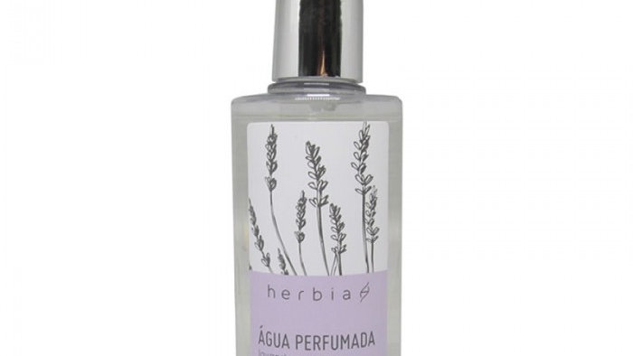 Água Perfumada Lavanda e Verbena Branca Herbia Cosmeticos
