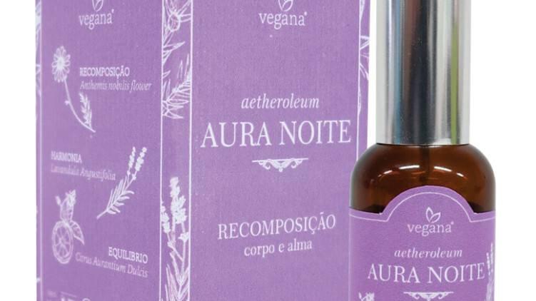 Spray Aura Noite Vegana Wnf