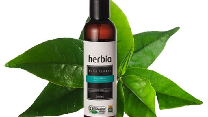 Água Floral Orgânica Herbia de Tea Tree