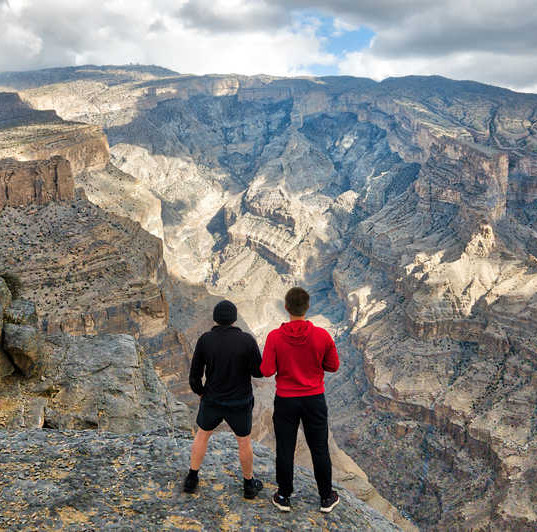 Grand Canyon (Wadi Ghul)