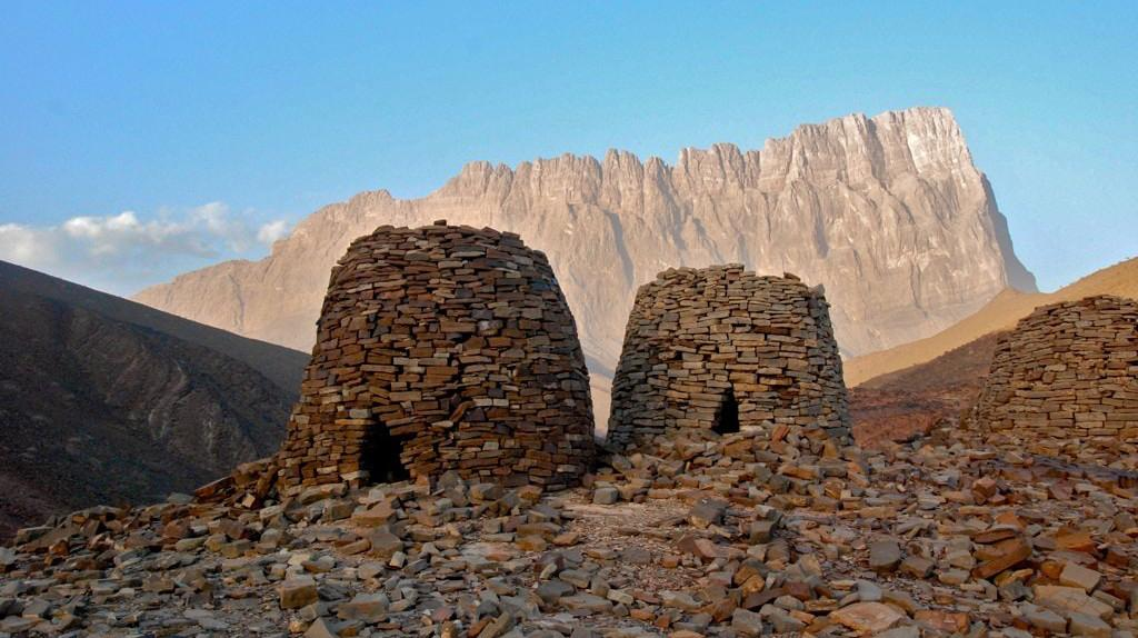 Beehive Tombs (Al Ayn)