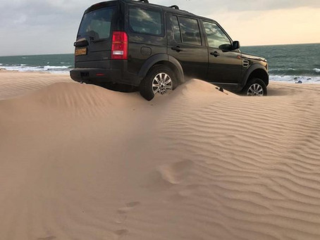 5 Tips for a safe desert crossing in Wahiba Sands