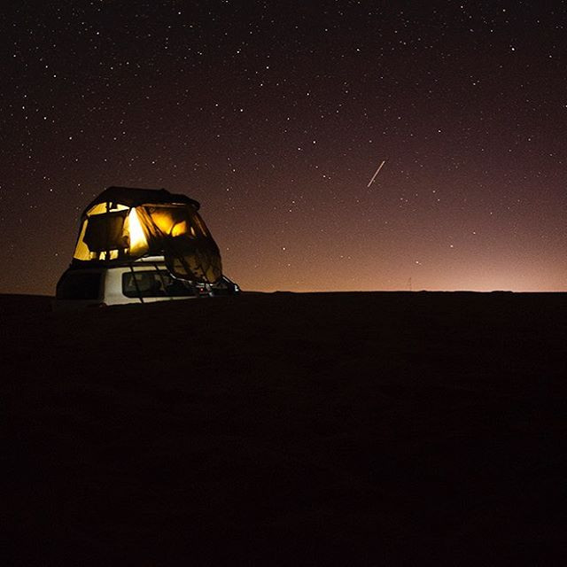 night camp oman desert