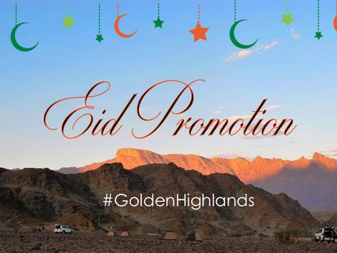 Eid Promotion