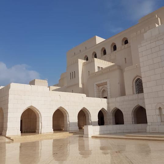 Muscat City Tour - Royal Opera House