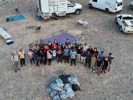 CLEAN UP WADI AL ABYAD | 6 March 2019