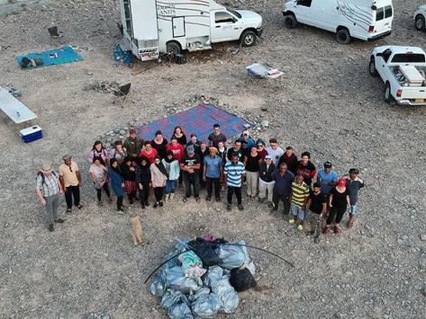 CLEAN UP WADI AL ABYAD   6 March 2019