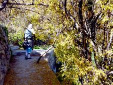 hiking tour
