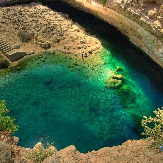 Wadi Shab & Bimmah Sink Hole