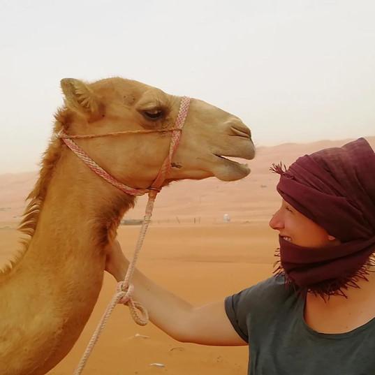 Wahiba Sands, Desert to Ocean Crossing