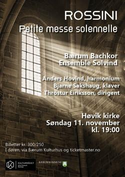 Plakat Rossini
