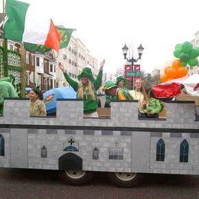 RIHA Annual Irish Parade