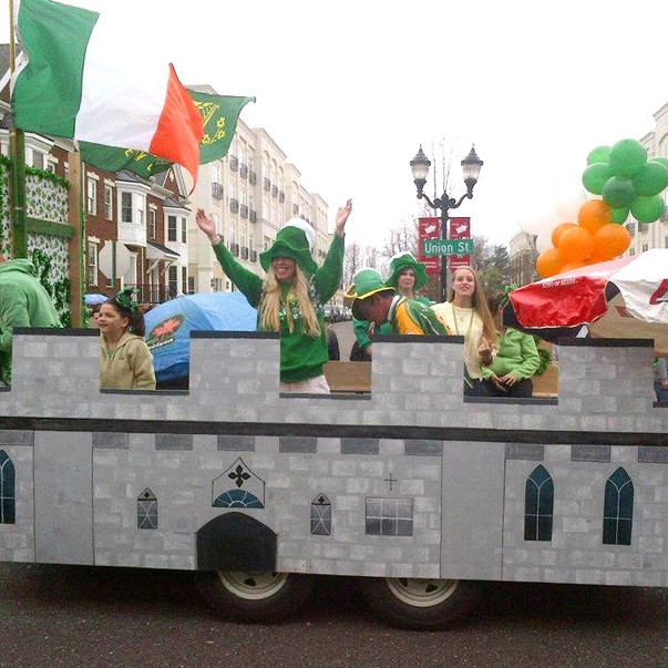 RIHA Annual Irish Parade