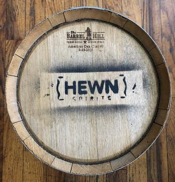 Hewn Spirits' Barrel