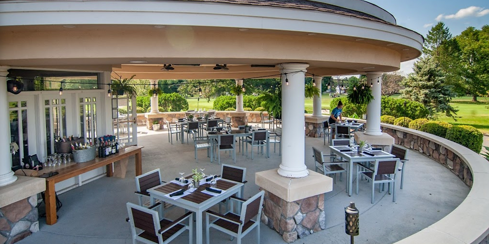 The Patio at Mountain View Golf Course