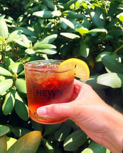 Bourbon Peach Tea Cocktail