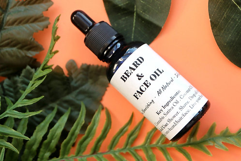 Beard & Face Oil