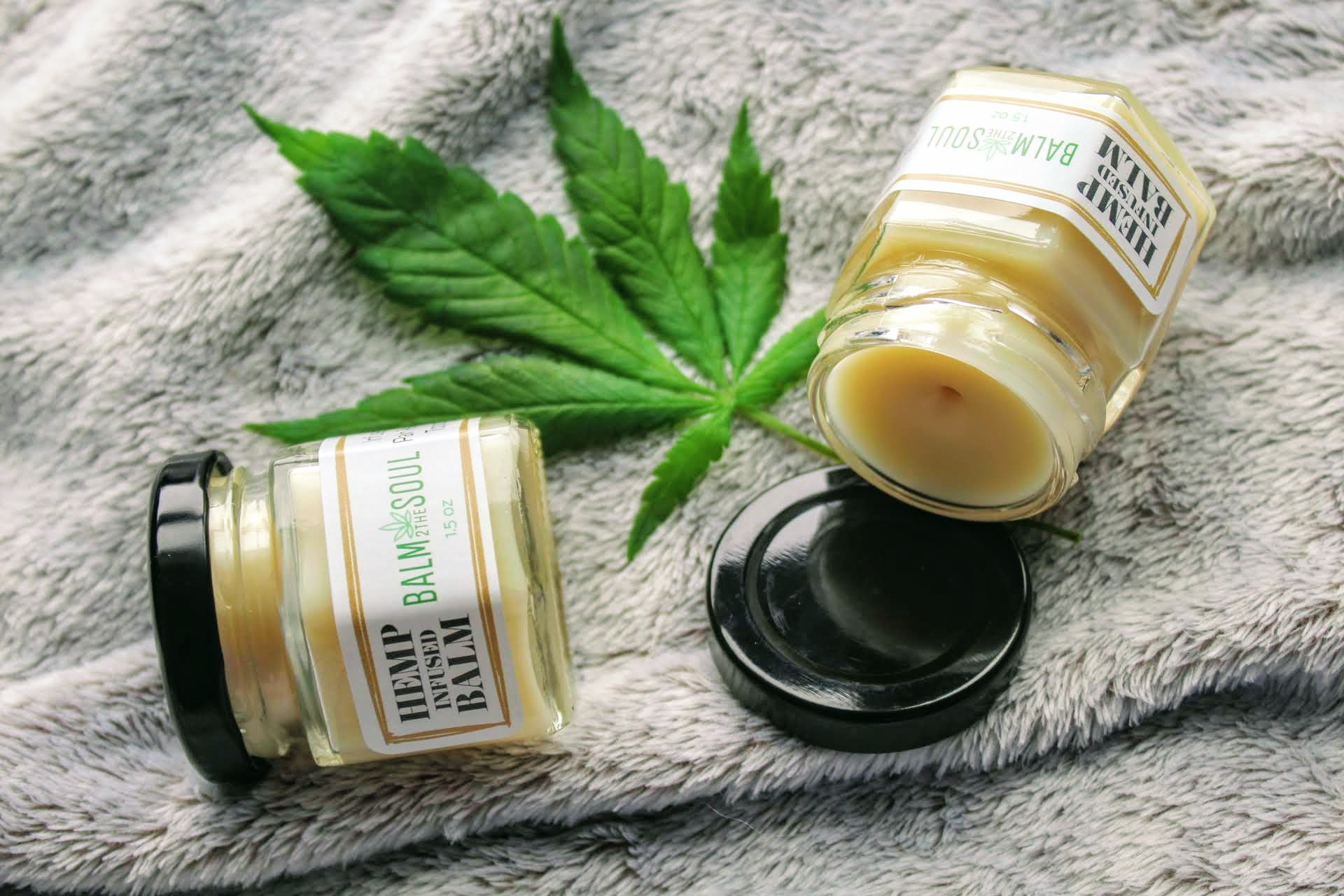 Hemp Infused Balm