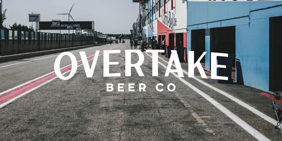 OVERTAKE BEER CO