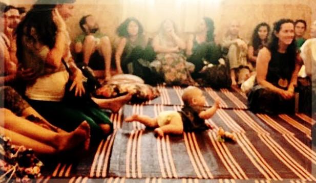 מחנה משותף-מרחב לאמהות אחרי לידה