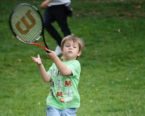 Grassroots tennis coach