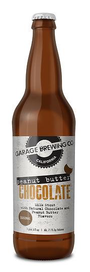 Garage Brewing Co Peanut Butter Chocolate Milk Stout