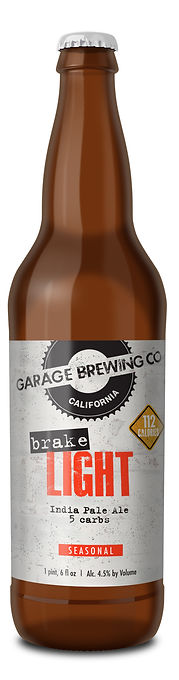 Garage Brewing Co Brake Light IPA