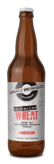 Garage Brewing Co Nectarine Wheat