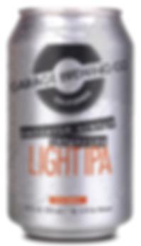 Garage Brewing Co Mandarin Orange Tangerine Light IPA