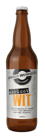 Garage Brewing Co Apricot Wit