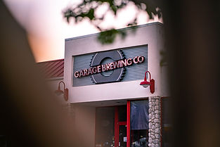 Garage Brewing Co, serving local craft beer in Temecula, CA