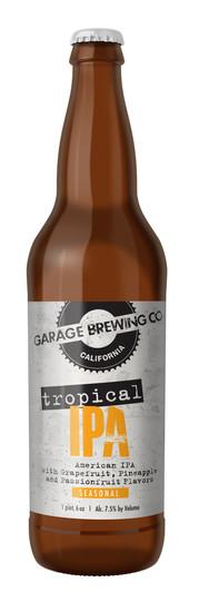 Garage Brewing Co Tropical IPA