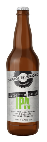 Garage Brewing Co Lime-Me Some IPA