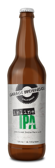 Garage Brewing Co Inline IPA