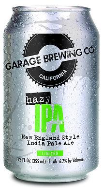 Garage Brewing Co Hazy IPA