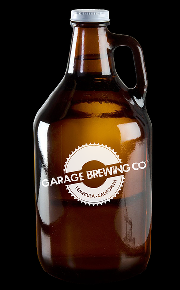 Garage Brewing Growler