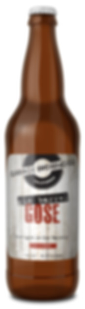 Garage Brewing Co Gin Barrel Gose